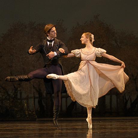 Onegin 2002 by the Boston Ballet