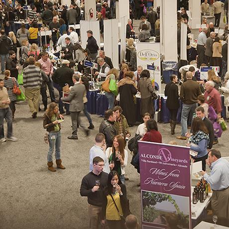 Boston Wine Expo square