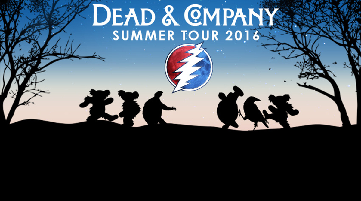 Dead & Company Summer Tour 2016