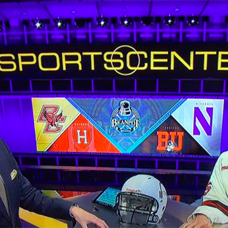 ESPN Graphic northeastern northwestern beanpot sq