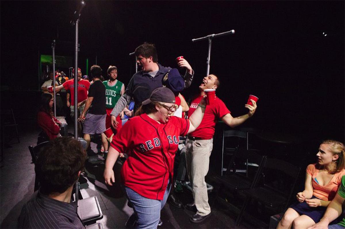 T: An MBTA Musical at ImprovBoston