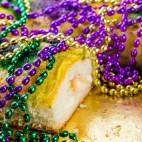 Mardi Gras Dining: King Cake