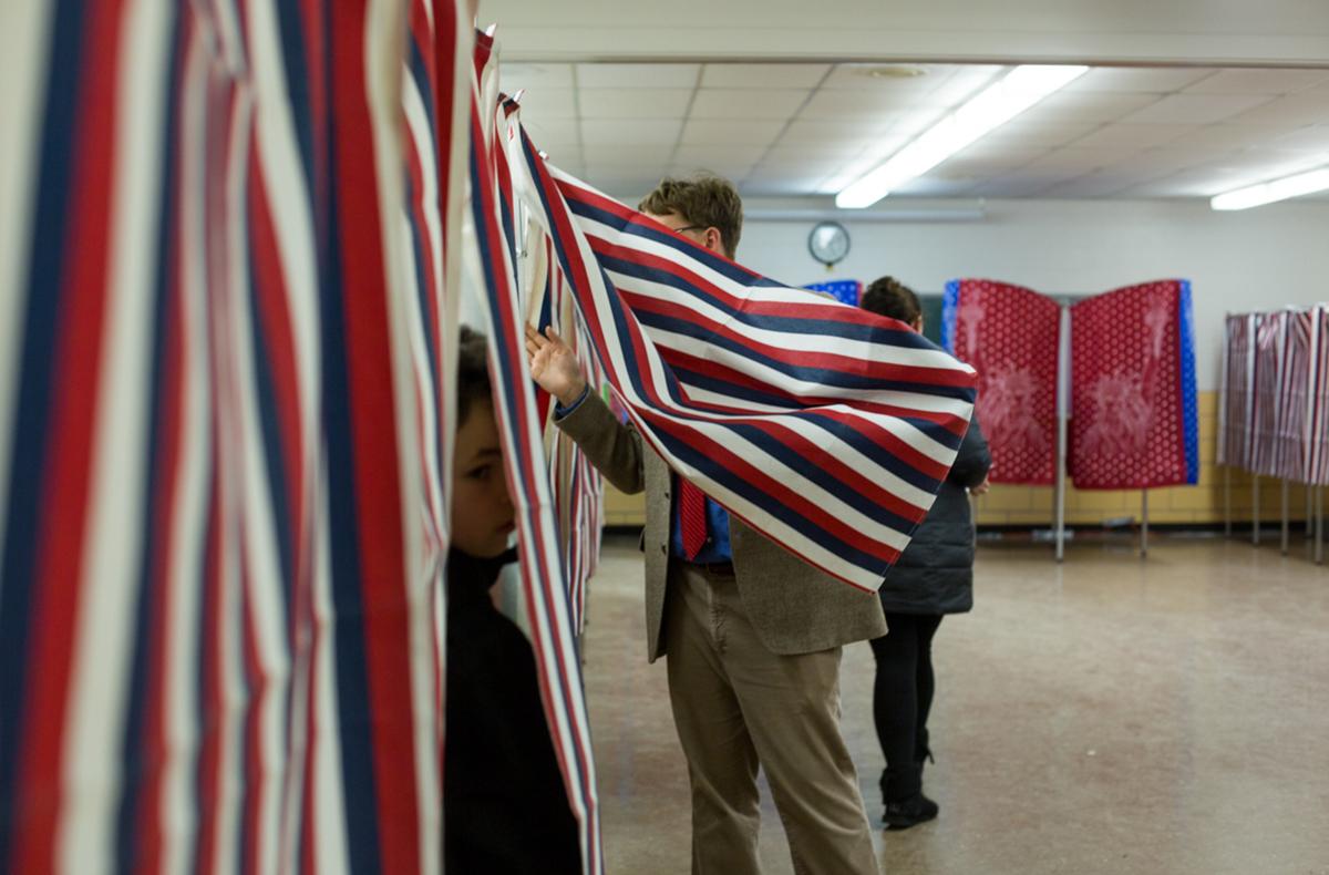 New Hampshire Primaries 2016 Election 12