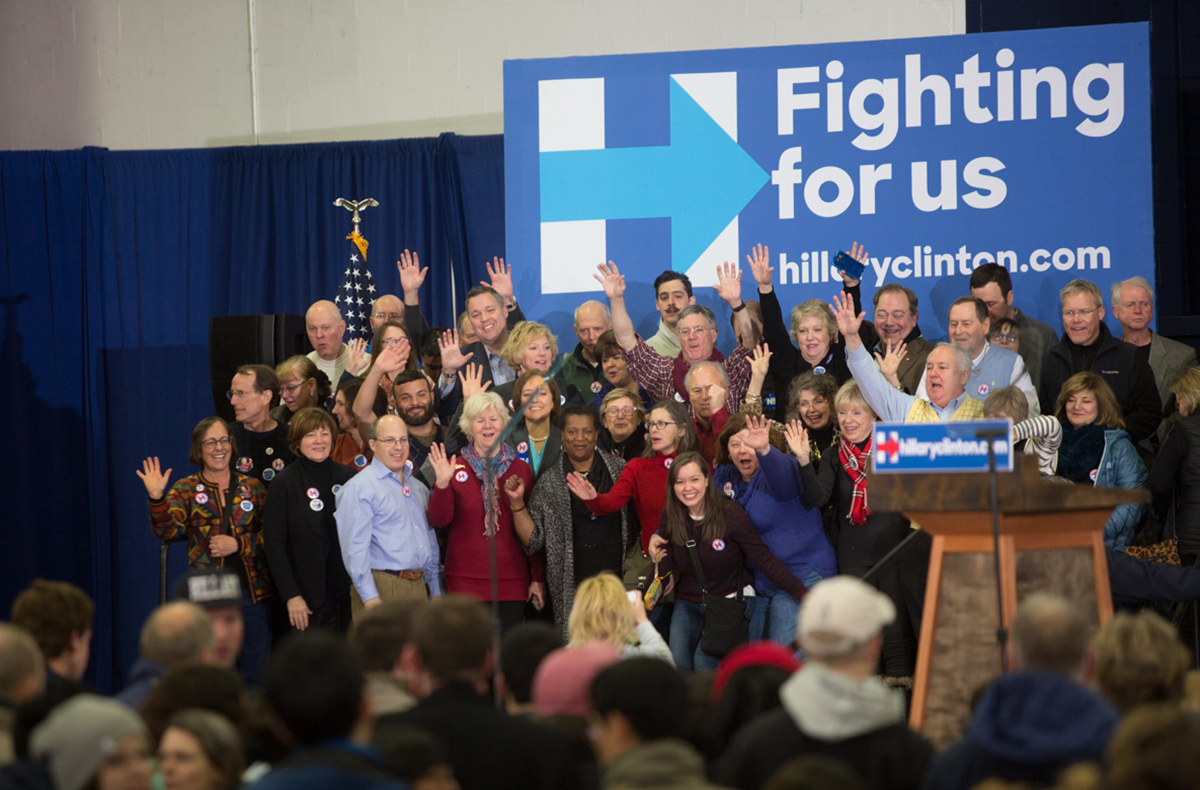 New Hampshire Primaries 2016 Election 15