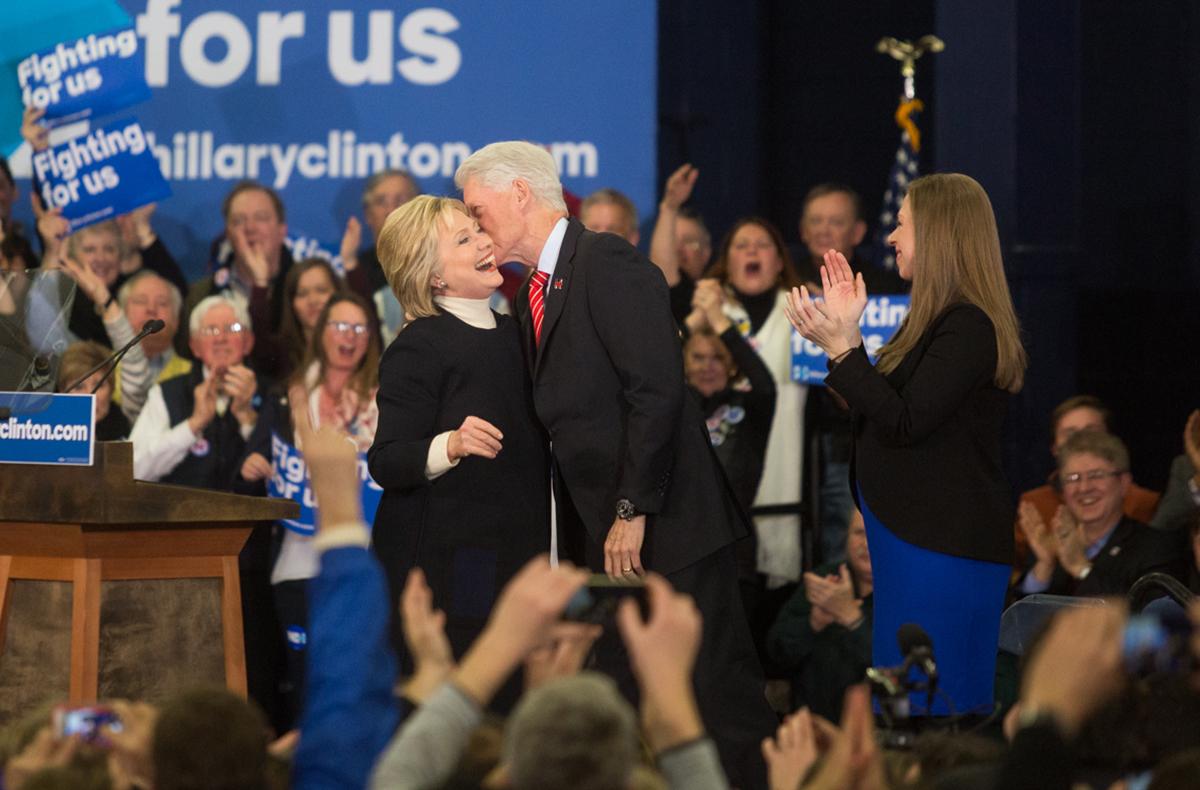 New Hampshire Primaries 2016 Election 19