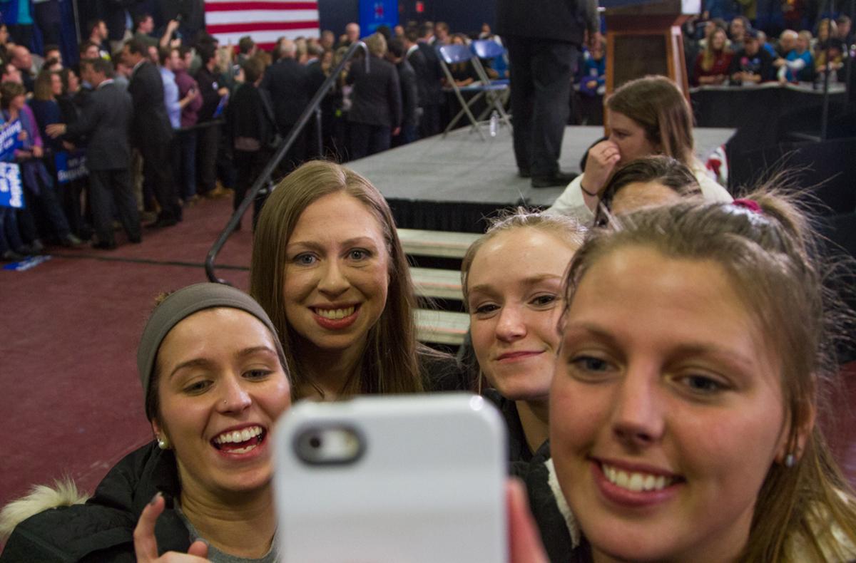 New Hampshire Primaries 2016 Election 21