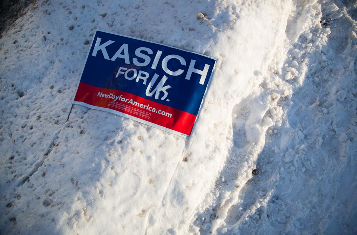 New Hampshire Primaries 2016 Election 4