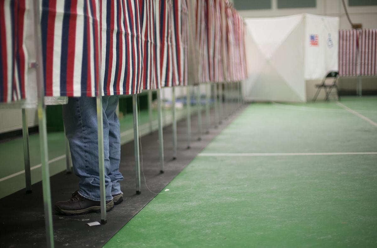 New Hampshire Primaries 2016 Election 7