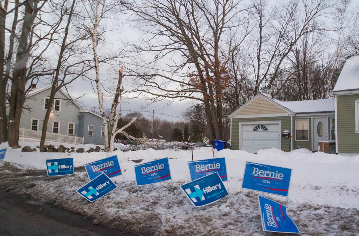 New Hampshire Primaries 2016 Election 8