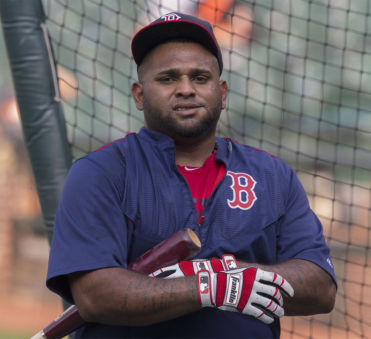 Pablo Sandoval by Keith Allison on Flickr/Creative Commons
