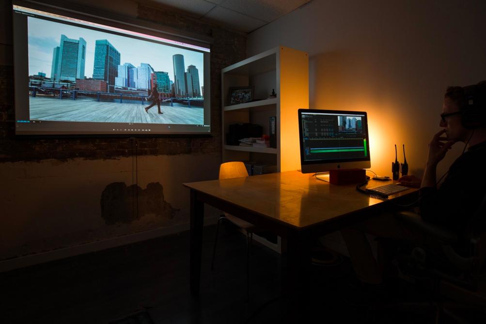 Studio 16 Editing Suite