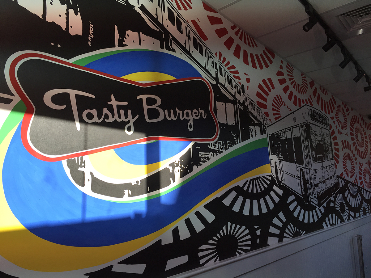 Tasty Burger Dudley Square