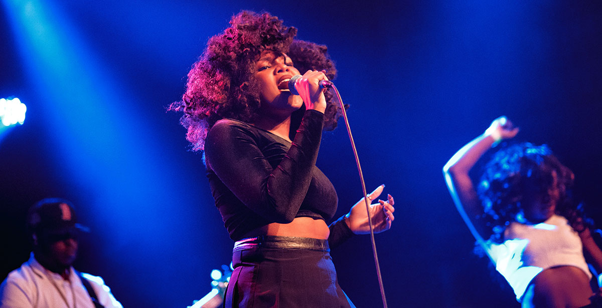 Heavy Rotation Records' 'Dorm Sessions' show at the Sinclair / Photo by Eddy Leiva