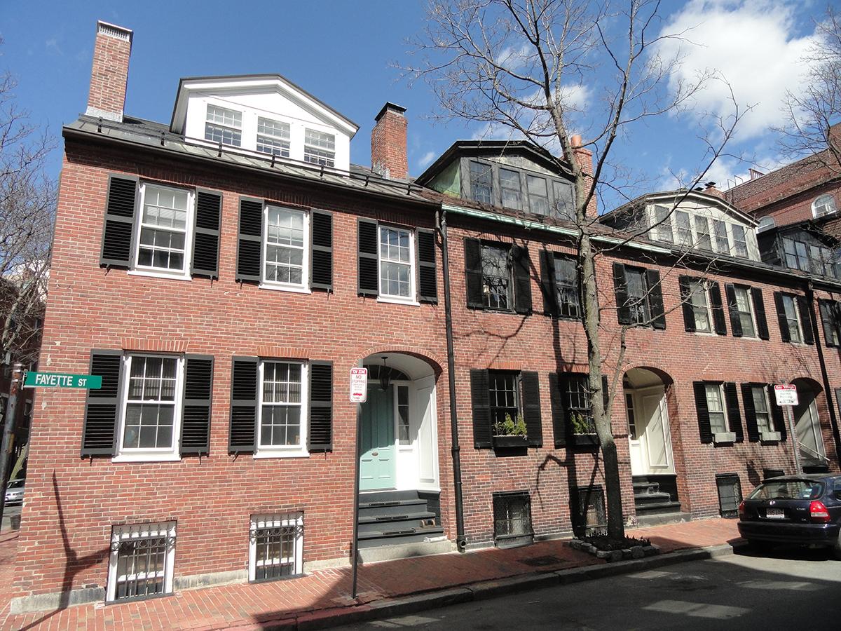 Fayette Street photo via Wikimedia Commons