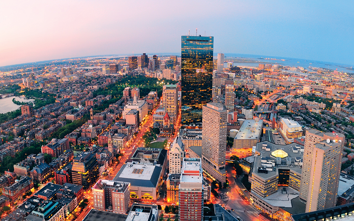 boston is getting really expensive to live in