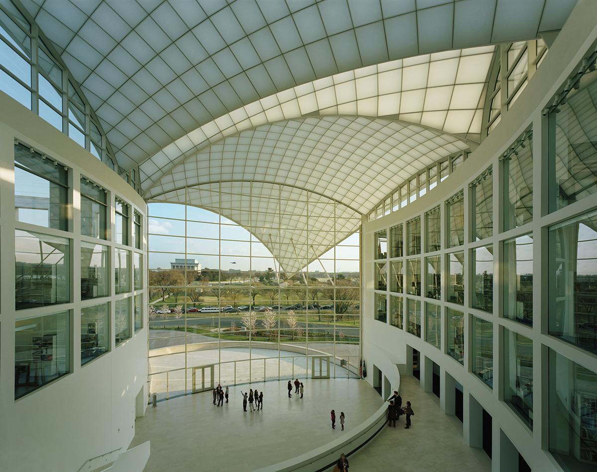 United States Institute of Peace, Washington D.C. Image by Timothy Hursley.