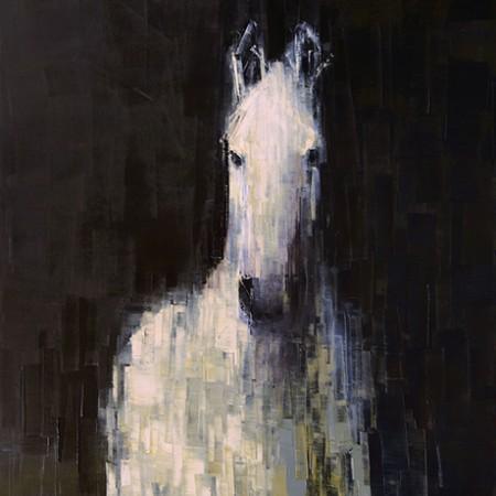 rebecca kinkead white horse no 5 sq