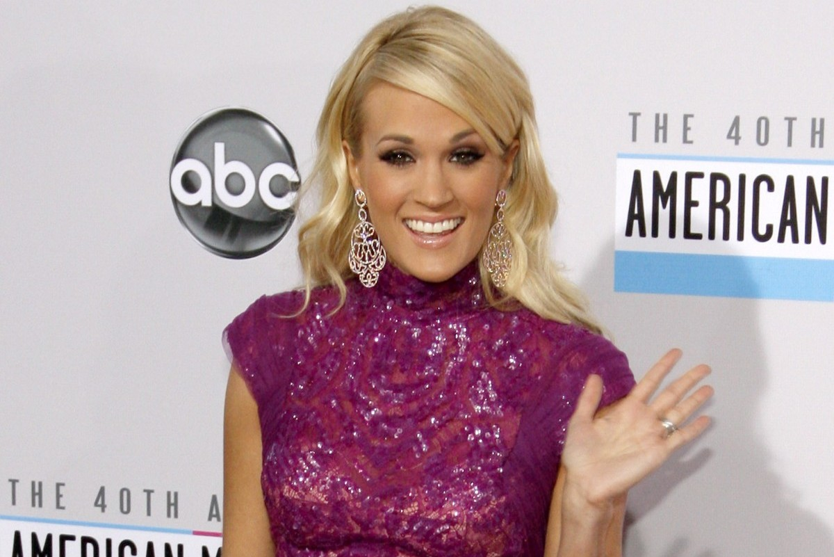 Carrie Underwood Photo by Tinseltown / Shutterstock.com