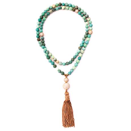 sisco berluti marrakesh necklace fringe sq