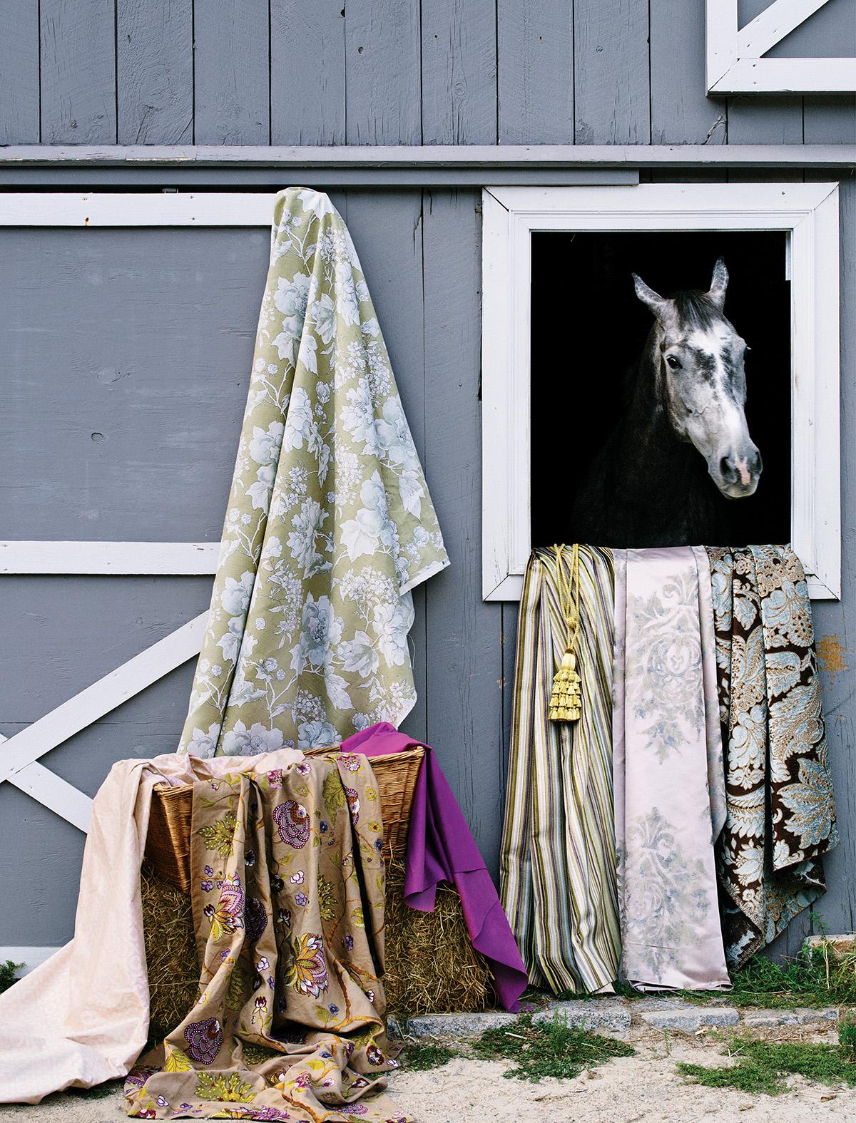 spring fabrics horses 8