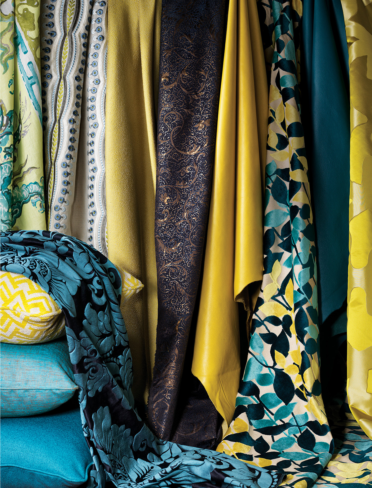 spring fabrics horses 9
