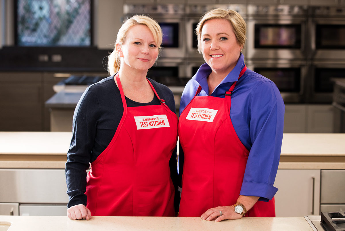 America's Test Kitchen Hosts Are