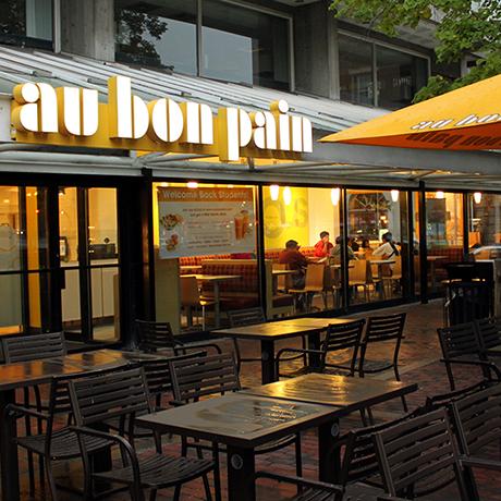 Au Bon Pain square