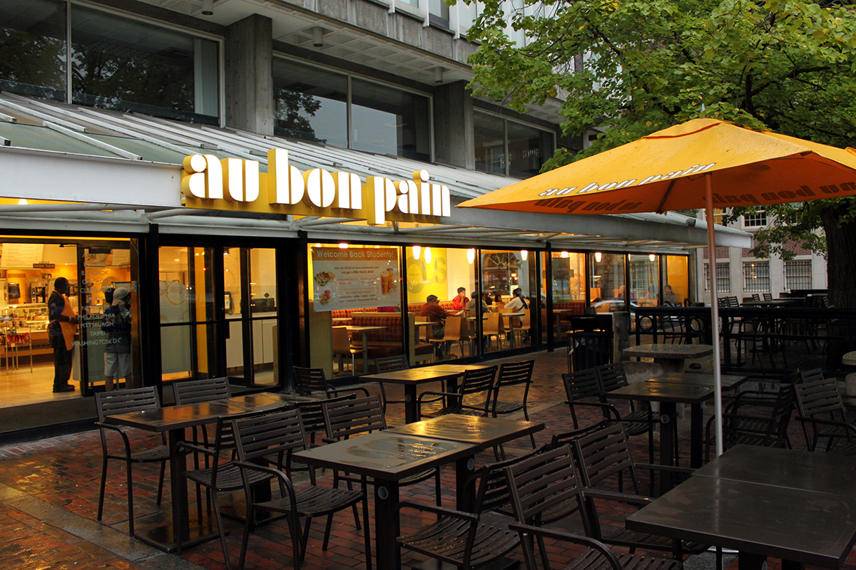 Au Bon Pain Harvard Square