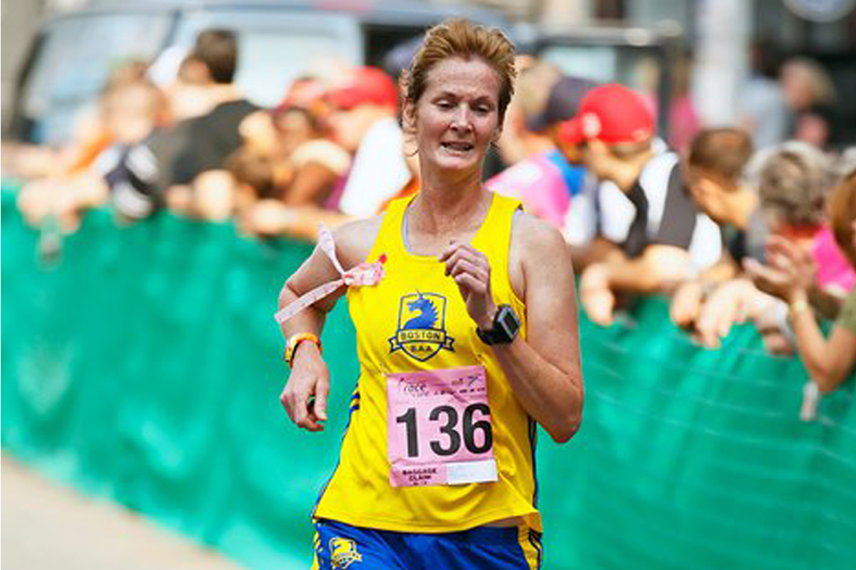 Carol Chaoui Running photo