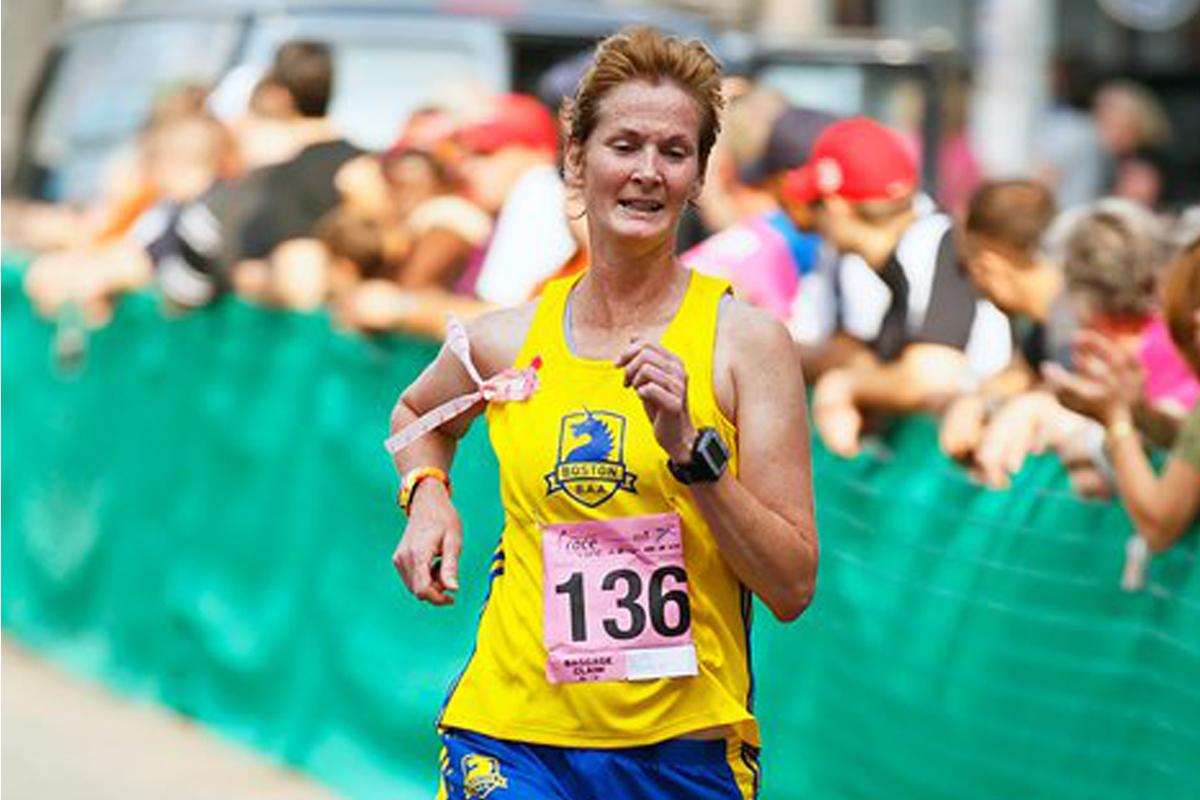 Carol Chaoui Running photo