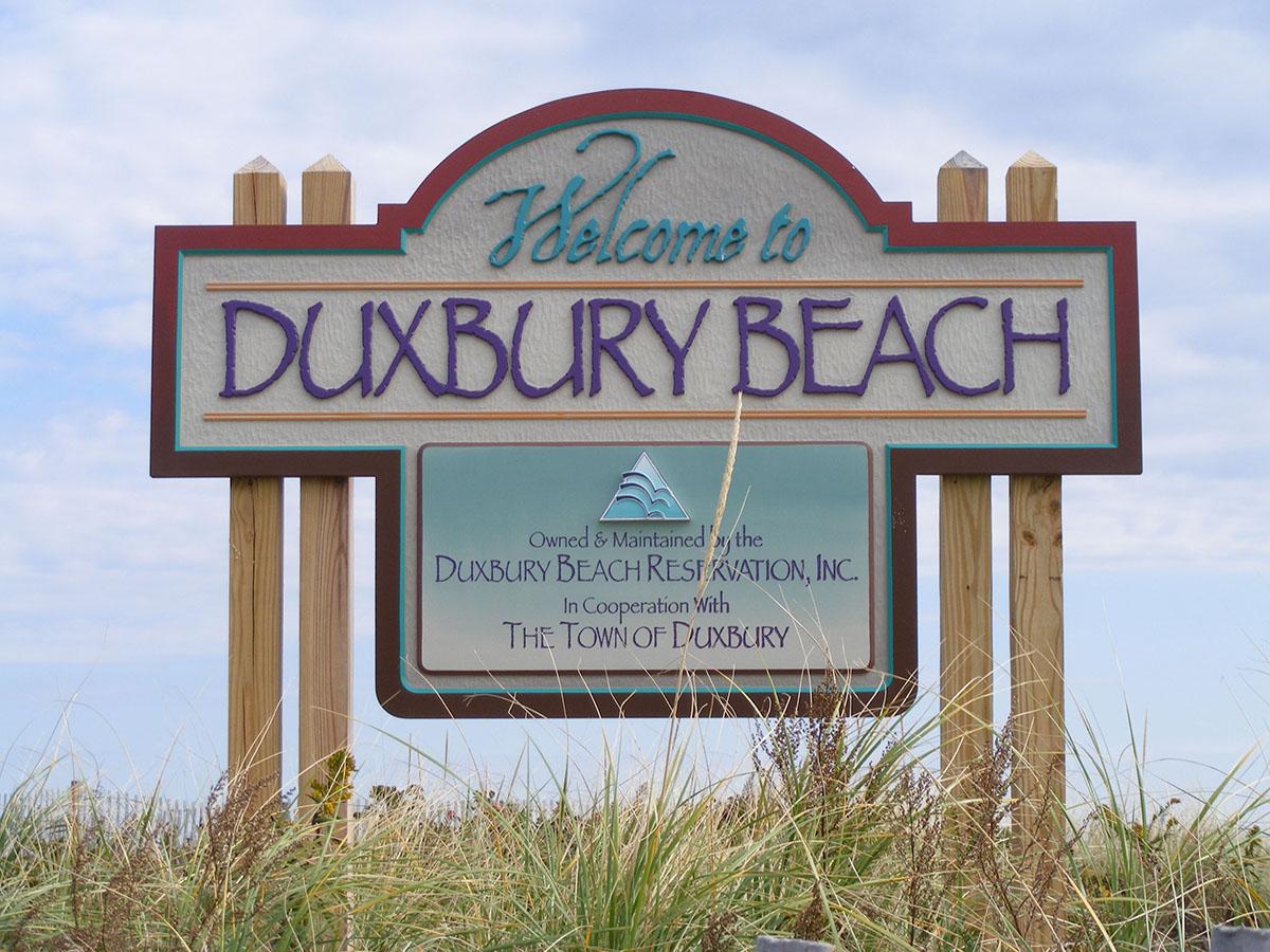 Duxbury Beach via Massachusetts Office of Tourism