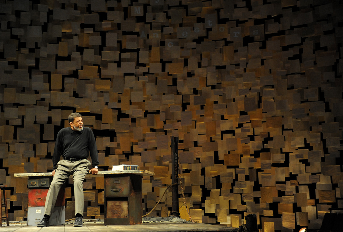 August Wilson's How I Learned What I Learned