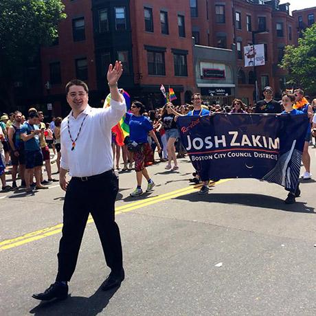 Josh Zakim sq