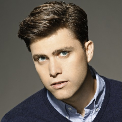 SATURDAY NIGHT LIVE -- Pictured: Colin Jost -- (Photo by: Dana Edelson/NBC)