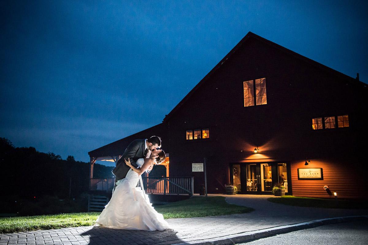 Wedding at The Barn at Gibbet Hill