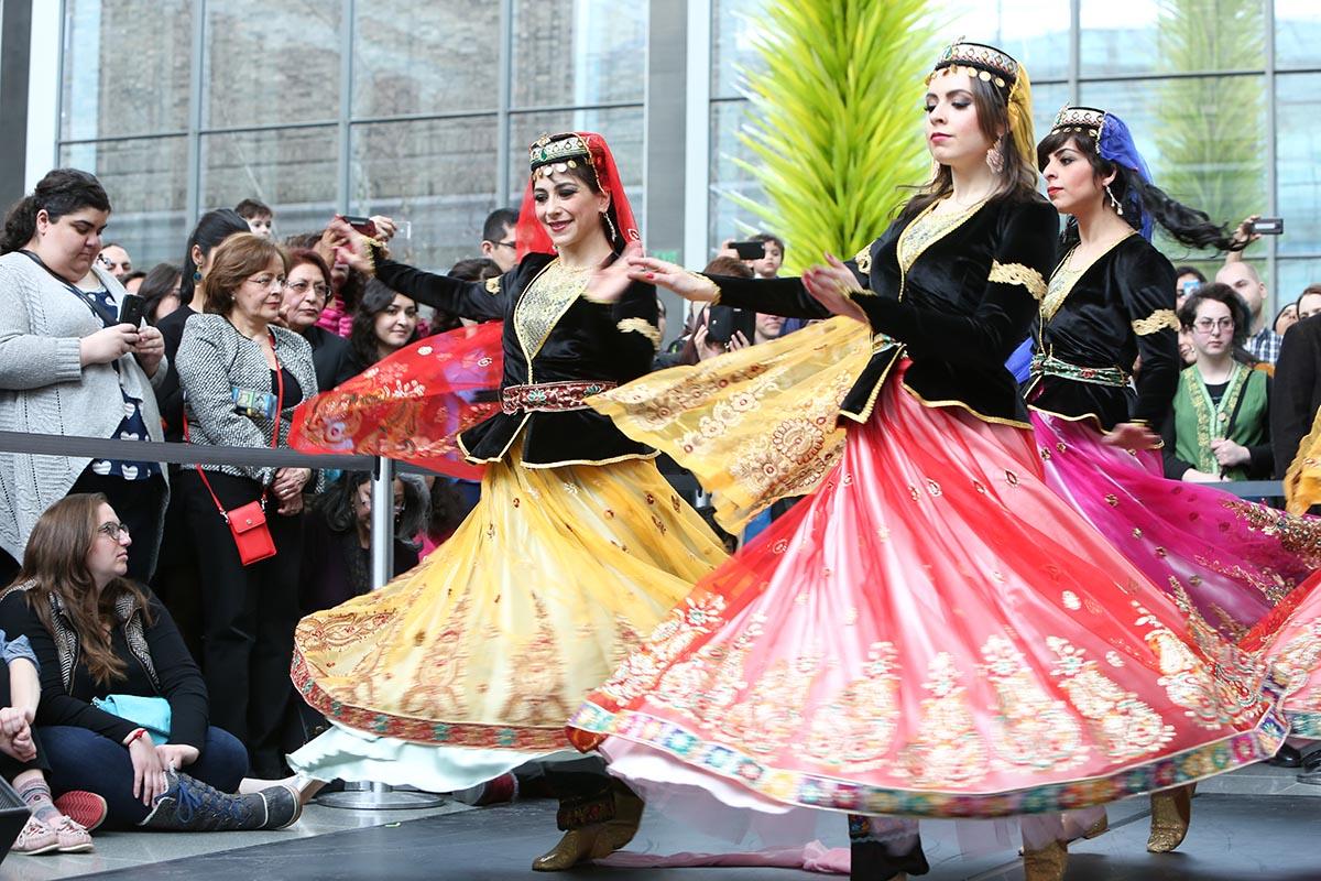 Nowruz Festival at the MFA