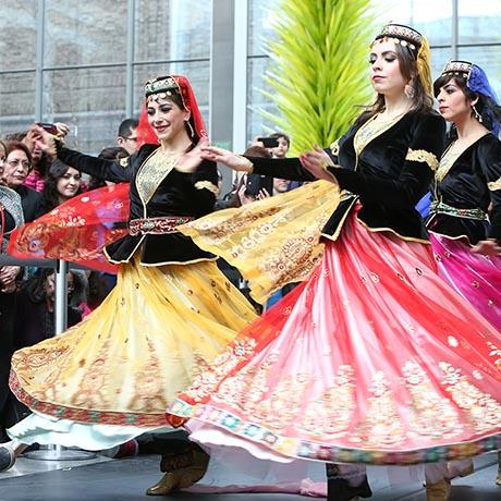 Nowruz Celebration MFA