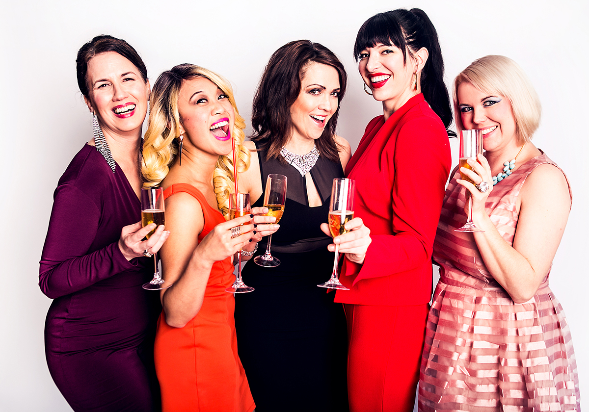 Courtesy of The Realish Housewives: A Parody Tour Company