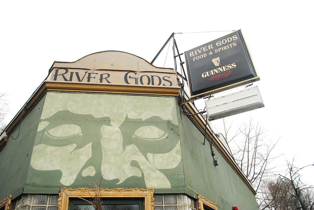 River Gods in Cambridge