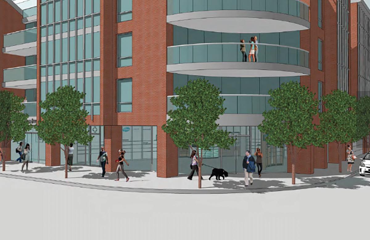 Rendering by , via Boston Redevelopment Authority