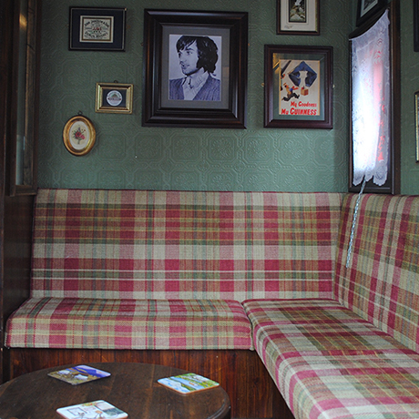 The Shebeen lounge square
