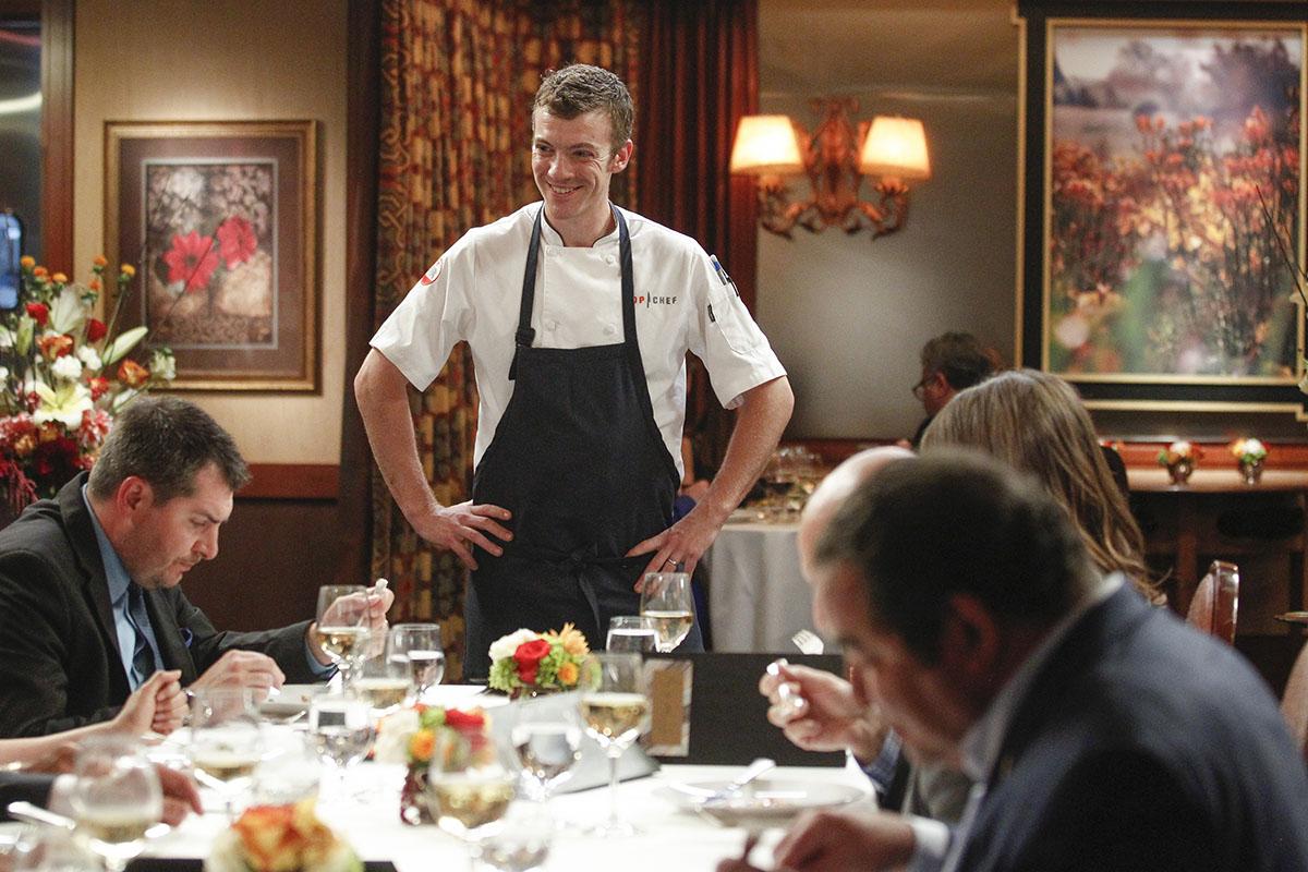 Carl Dooley Top Chef