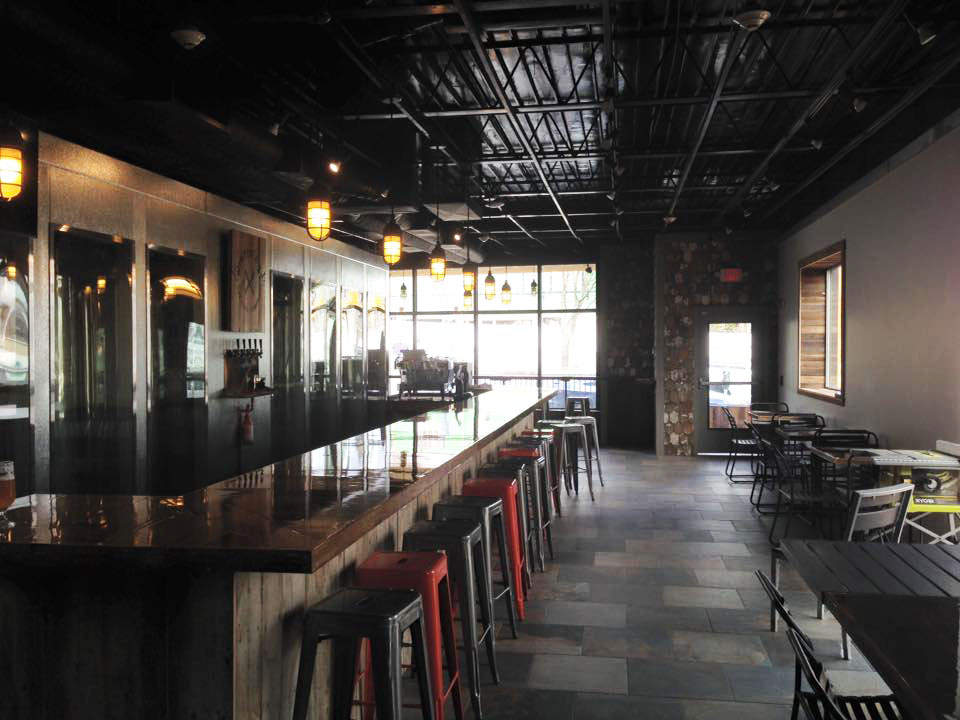 Winter Hill Brewing Company Cafe is Now Open