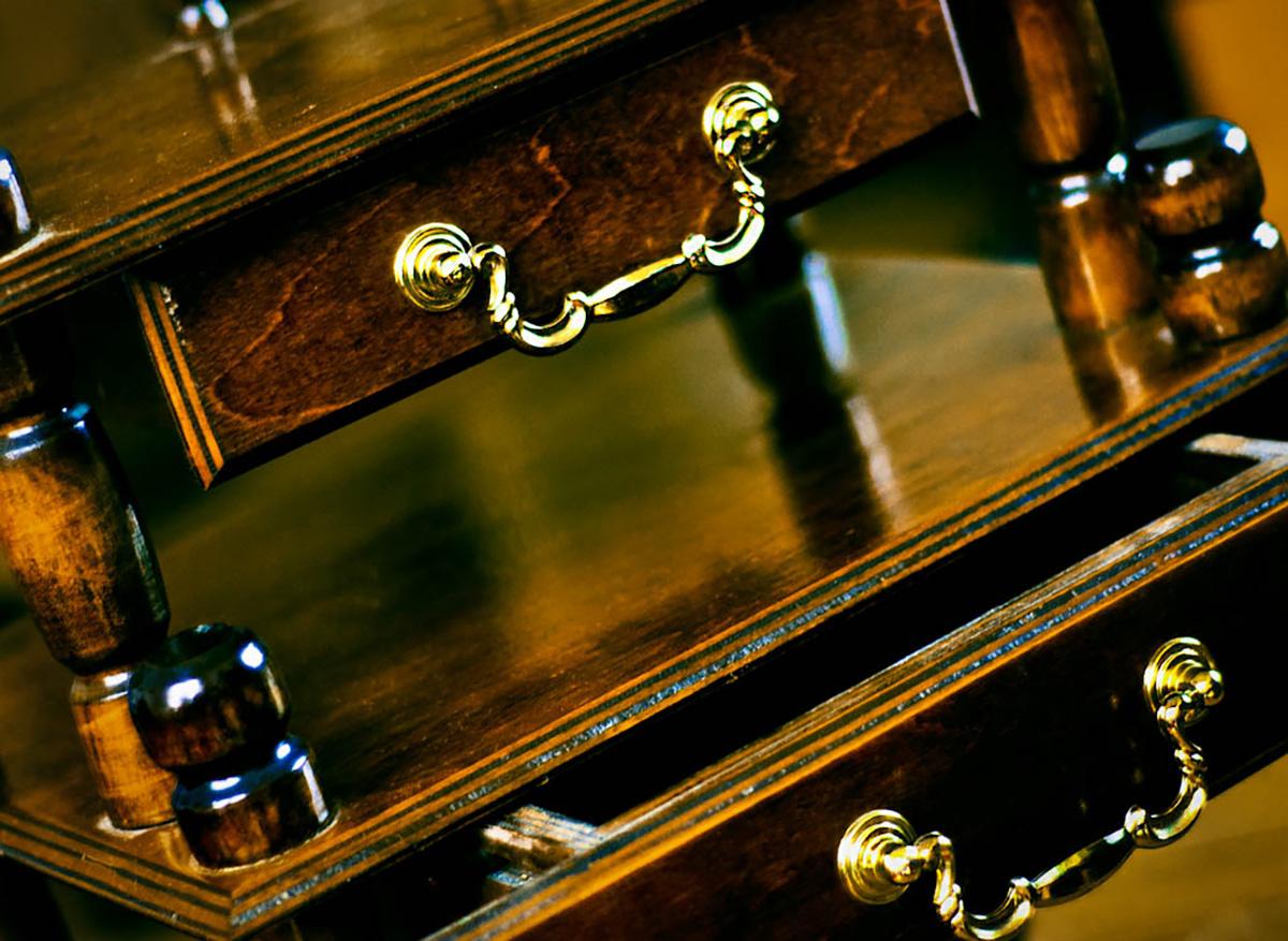 antique furniture real