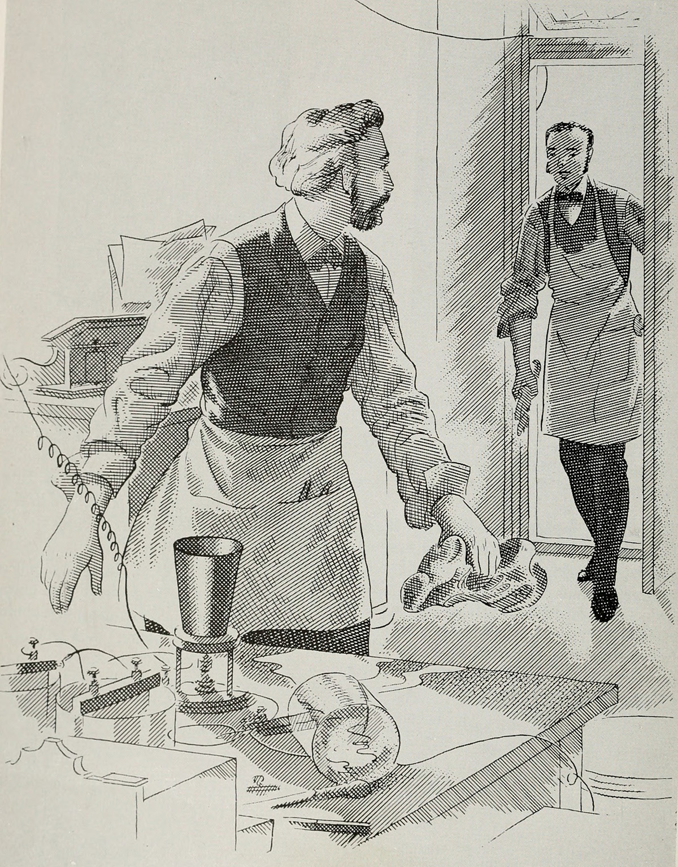 Bell telephone illustration via Wikimedia/Creative Commons