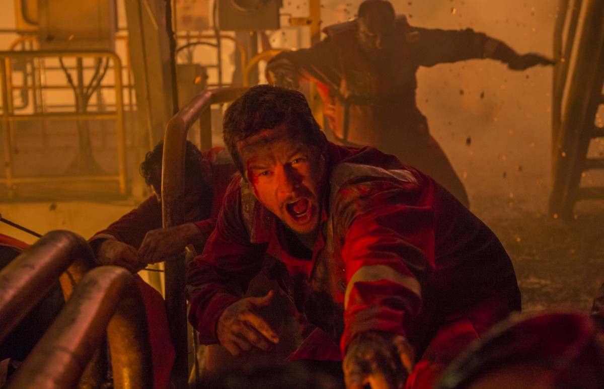 Mark Wahlberg stars as 'Mike Williams' in DEEPWATER HORIZON. Photo Credit: David Lee