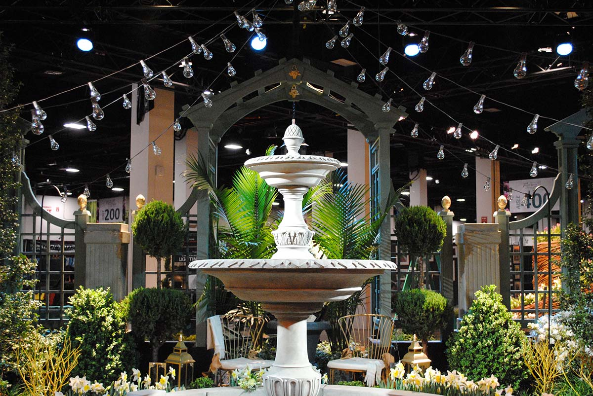 Your first look at the 2016 boston flower garden show - Chicago flower and garden show 2017 ...