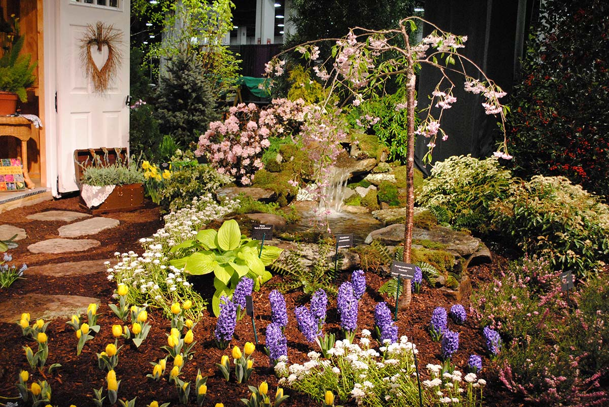 Boston Flower & Garden Show 2016