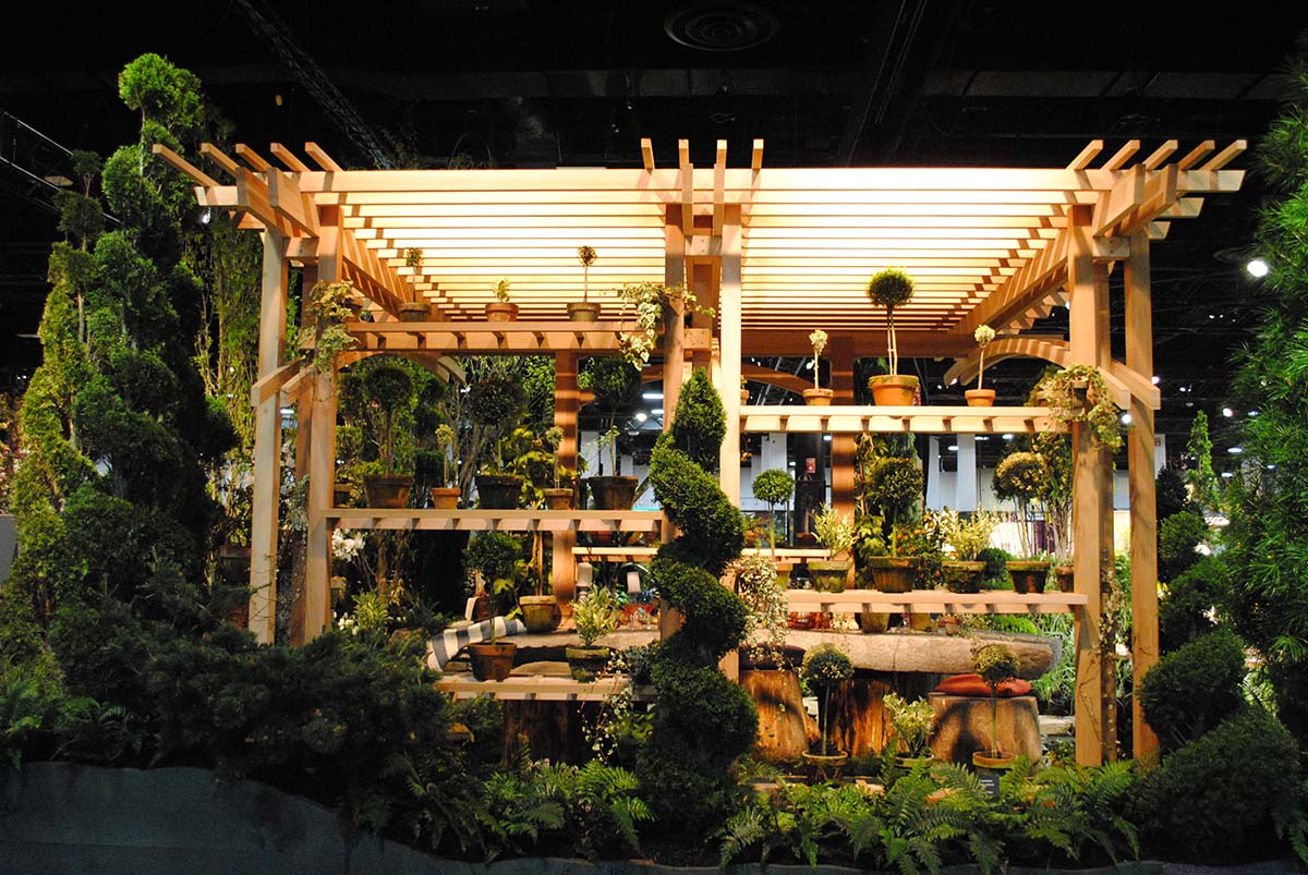 Your First Look at the 2016 Boston Flower & Garden Show