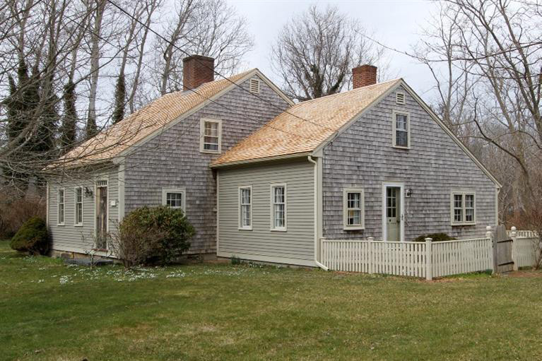 On The Market: A Historic Cape Cod Cottage